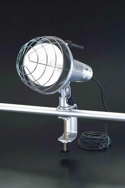 エスコ ESCO AC100V/750W 作業灯(水銀灯球) EA814DB-750 [I120405]