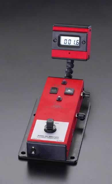 エスコ ESCO 28 - 280dN.m トルクアナライザー(充電式) EA723XB-5 [I080307]
