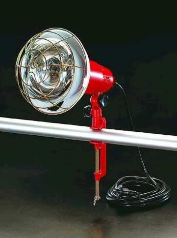 エスコ ESCO AC100V/300W 作業灯(10mコード) EA814AB-13 [I120405]