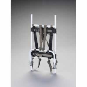 【◆◇4時間限定!最大P10倍!◇◆限定期間注意!】エスコ ESCO 680x330x230mm/15kg 背負子(アルミ製) EA520EF-1 [I170208]