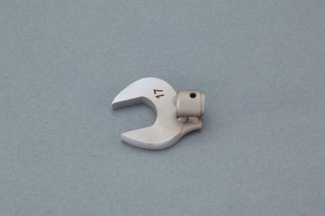 【◆◇28時間限定!ポイント10倍!◇◆期間注意!】エスコ ESCO 9mm スパナヘッド (EA723HV-1.-2用) EA723HW-9 [I080307]