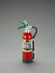 エスコ ESCO 3.5kg ABC消火器(自動車用) EA999ME-10A [I260406]