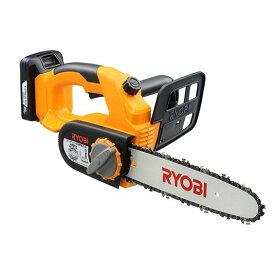 リョービ RYOBI 18V 充電式チェーンソー 250mm BCS-1800L1 [B040802]