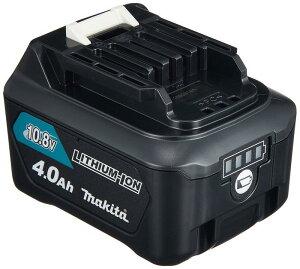 【◆◇マラソン!ポイント2倍!◇◆】マキタ makita 10.8V リチウムイオンバッテリ 電池パック 4.0Ah BL1040B A-59863 [A072103]