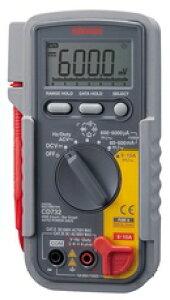 三和電気計測 デジタルマルチメータ CD732 [A031201]