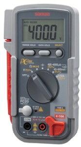 三和電気計測 デジタルマルチメータ PC20 [A031201]