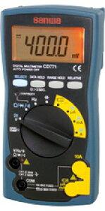 三和電気計測 デジタルマルチメータ CD771 [A031201]