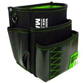 マーベル MARVEL WAIST GEAR 腰袋 三段 緑 MDP-93AG [A180910]