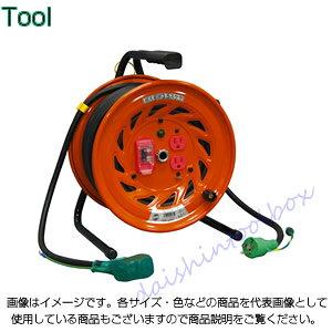 日動工業 【代引不可】【直送】 極太 3.5電線ドラム びっくリール 30mタイプ RND-EK30SF [A120508]