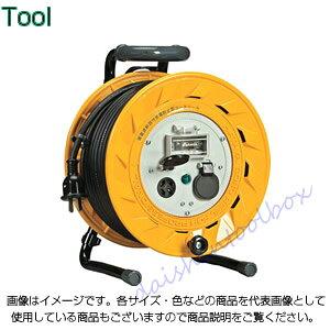 ハタヤリミテッド 三相200V型ブレーカーリール 3.5スケア電線 BL-332M [A120508]