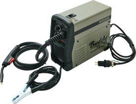 スター電器 スズキット オンラインストア限定モデル 直流インバーター 半自動溶接機 Buddy 80 モスグリーン SBD-80MG [A011715]
