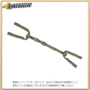 トーヨーセフティ TOYO  帯電防止糸入り備長炭アゴヒモ アゴヒモ一式 NO.SB-2 [A061106]