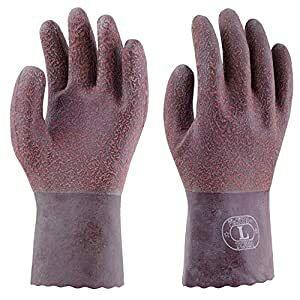 東和コーポレーション トワロン 天然ゴム手袋 ジョブスター S 181-S [A060301]