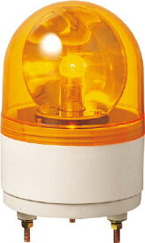 【20日限定☆楽天カード利用でP14倍】パトライト 小型回転灯 RHB-12A-Y [A072121]