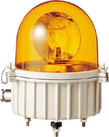 パトライト 完全防水型大型回転灯 SKV-101A-Y [A072121]