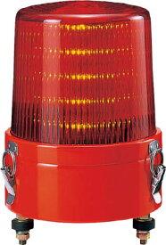 パトライト LED流動・点滅表示灯 KLE-200-R [A072121]