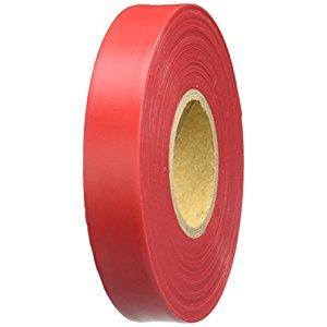 【◆◇マラソン!ポイント2倍!◇◆】マイゾックス ビニールテープ赤15mm幅 BT-15R [A210118]