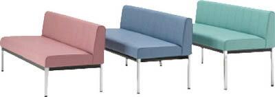 ミズノ 【代引不可】【直送】 長椅子W1200×D580×H755×SH500 ピンク MC1812-SH500-P [F010806]