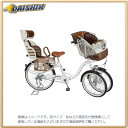 ミムゴ MIMUGO 【代引不可】【直送】 Bambinaチャイルドシート付三人乗り三輪自転車 MG-CH243W [G020306]