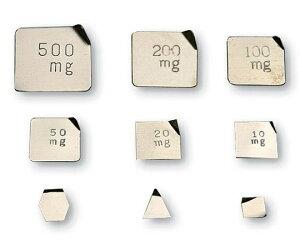 アズワン AS ONE 板状分銅F1PSB-2MA 2-491-08 [A100601]