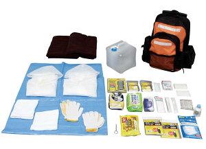 アイリスオーヤマ IRIS 避難リュックセット家族用22点 O-HR-22K [A061801]