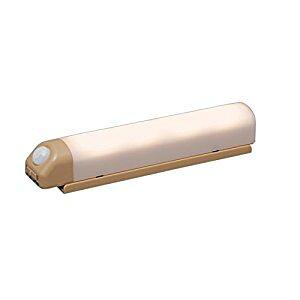 アイリスオーヤマ IRIS 乾電池式屋内センサーライト ウォールタイプ 電球色 BSL40WL-U [E010704]