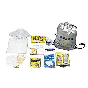 アイリスオーヤマ IRIS 避難袋セット HFS-12 [A061801]