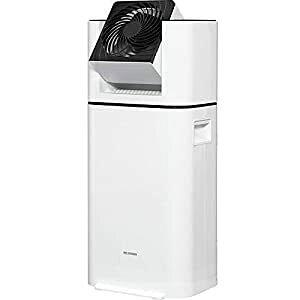 アイリスオーヤマ IRIS サーキュレーター衣類乾燥除湿機 ホワイト IJD-I50 [E010510]