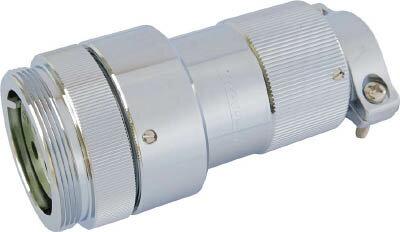 七星科学研究所 防水メタルコネクタ NWPC-30シリーズ 8極 ADF15 NWPC-308-ADF15 [A072121]
