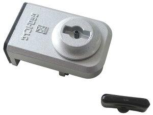 ノムラテック ウインドロック サッシ用補助錠 シルバー N-1041 [A061907]