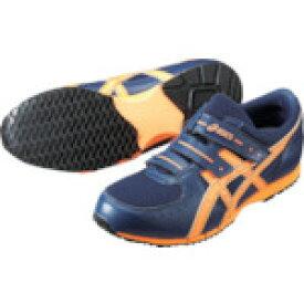 アシックス asics 消防操法用靴GEL119-R-III ネイビーブルー 24.5cm FOA004.50-24.5 [A060420]