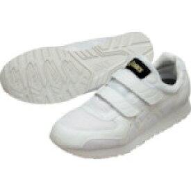 アシックス asics 静電気帯電防止靴 ウィンジョブ351 白X白 22.5cm FIE351.0101-22.5 [A060420]