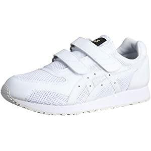 アシックス asics 静電気帯電防止靴 ウィンジョブ351 白X白 23.5cm FIE351.0101-23.5 [A060420]