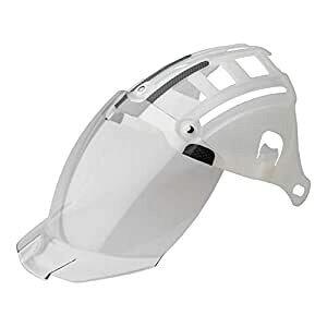 ミドリ安全 ミドリ安全 ヘルメット 交換用シールド面 SC-15PCLNS用 4007100931 [A061107]