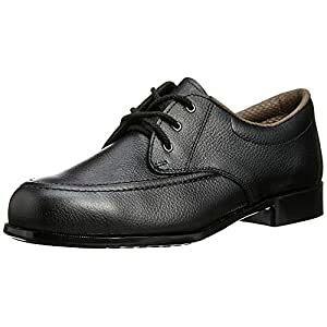 ミドリ安全 ミドリ安全 女性用 ゴム底安全靴 ML410ブラック 23.5cm ML410-23.5 [A060420]