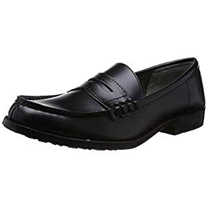 ミドリ安全 ミドリ安全 女性用超耐滑作業靴 ハイグリップ ローファータイプ H-950L ブラック 22.5CM H-950L-BK-22.5 [A060420]