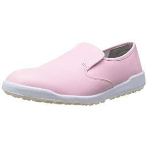 ミドリ安全 ミドリ安全 超耐滑作業靴 ハイグリップ H-100C ピンク 25.0CM H-100C-PK-25.0 [A060420]