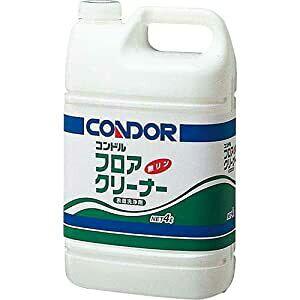 コンドル 山崎産業 床用洗剤フロアクリーナー 4L C5404LXMB [A012601]