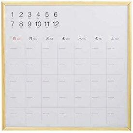 【20日限定☆楽天カード利用でP14倍】ナカバヤシ ウッドずっとカレンダーボード3434 CLBM-3434 [F010303]