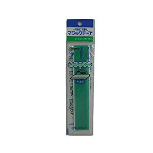 ユタカメイク マジックテープ アイロンワンタッチ 25mm×15cm グリーン G-85 [A200606]