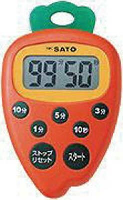 【◆◇28時間限定!ポイント10倍!◇◆期間注意!】[決算セール選抜商品!]佐藤計量器 キッチンタイマー TM-15 (1700-50) TM-15 [A030215]