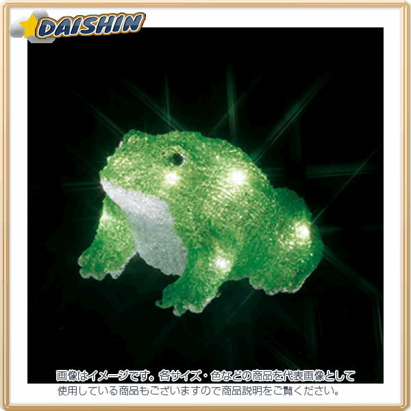 ジェフコム LEDクリスタルモチーフ(電池式) STM-F20-MA [B031107]