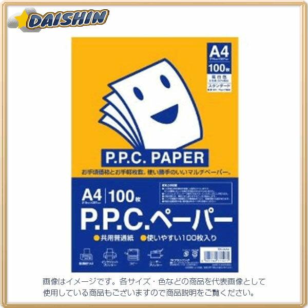 キョクトウ PPC用紙 A4 100枚入り [313944] TKCKA4 [F060400]