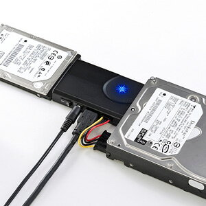 サンワサプライ IDE/SATA-USB3.0変換ケーブル USB-CVIDE6 USB-CVIDE6 [F040215]