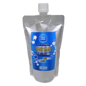 積水化学 ナノトタル消臭・抗菌スプレー詰替用 [980888] J5M4731 [D010000]