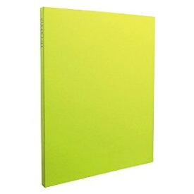 セキセイ クリヤーファイル高透明A4S20ポケット [20841] KP-2512-33 ライトグリーン [F012000]