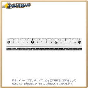 レイメイ藤井 RF 白・黒 直定規 15センチ 白 [344528] APJ188W [F020310]