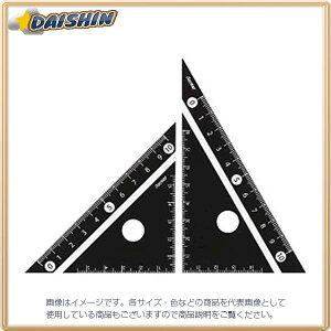 レイメイ藤井 RF 白黒三角定規 ブラック [291174] APJ251B [F020310]