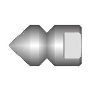 アサダ HD04066 3/8逆噴射ノズルT HD04066 [A011221]