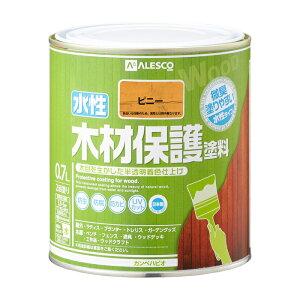 カンペハピオ ALESCO 水性木材保護塗料 ピニー 0.7L No.00647653501007 [A190601]